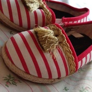 Shoes - Cute Toddler girl flats  size 8 💕💕